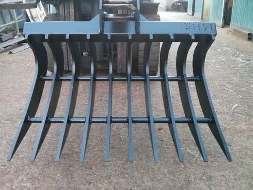 Agricultural tools and bespoke machinery